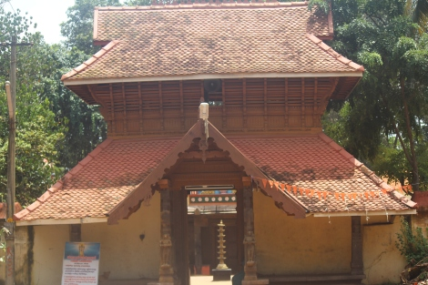 janardhana swamy temple at varkala