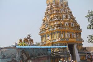 Beerumguda temple