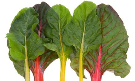 green leafy veg