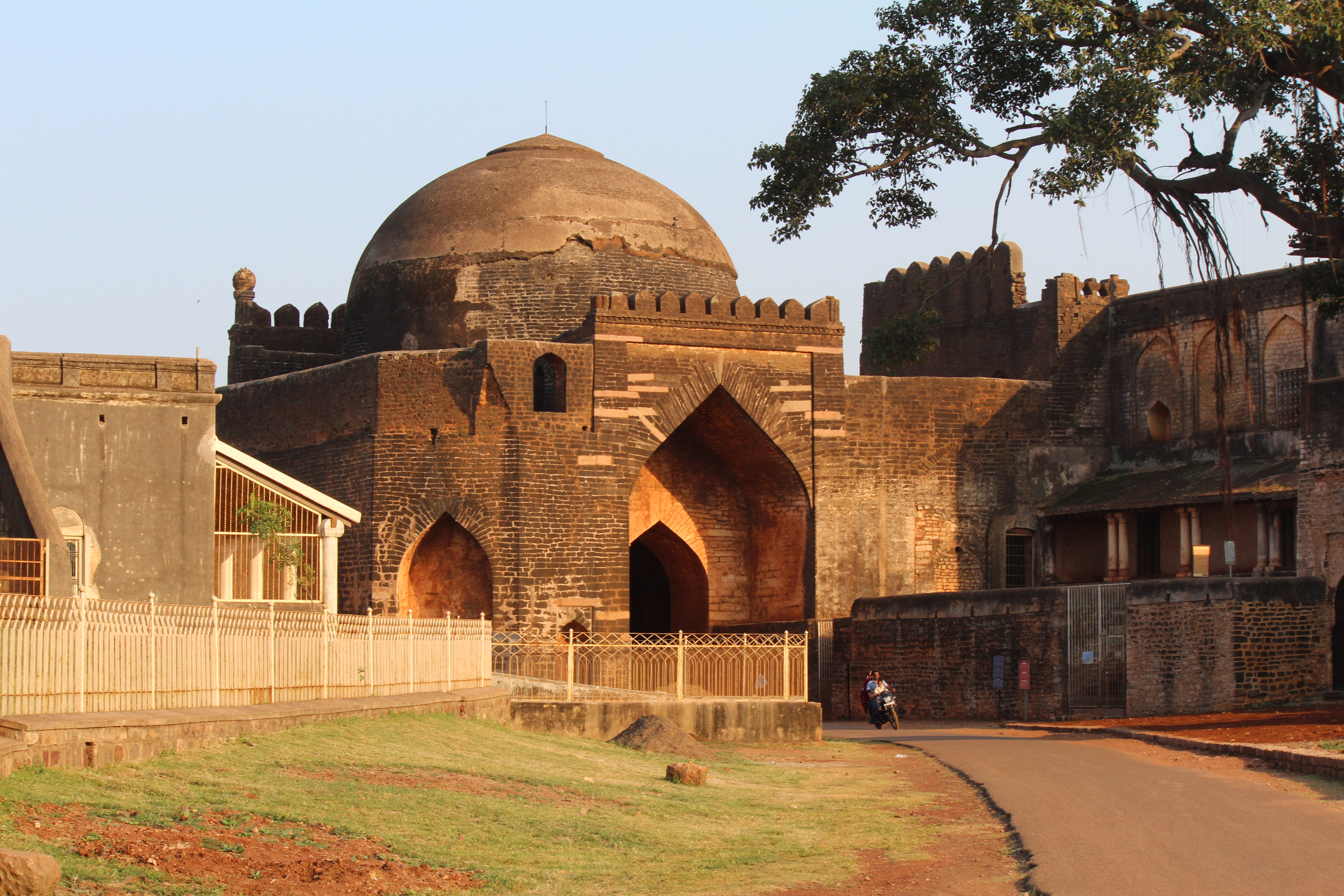 Bidar fort- A remnant of Persian architecture | Ladies ...